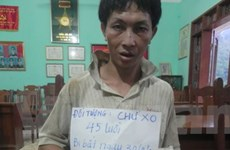 Bắt thêm 1 đối tượng người Lào đưa ma túy vào VN