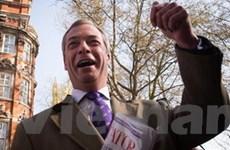 Nước Anh chấn động với kết quả bầu cử địa phương