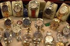 Triển lãm quốc tế về nữ trang và đồng hồ lần thứ 10