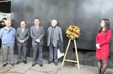 Kiều bào Anh mừng ngày sinh Chủ tịch Hồ Chí Minh