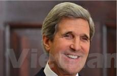 Ngoại trưởng Mỹ Kerry công du Trung Đông lần thứ 4