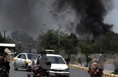 Phiến quân phá đường ống dẫn dầu ở Đông Yemen