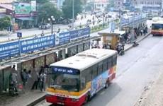 Hệ thống xe buýt Hà Nội sẽ sử dụng thẻ thông minh