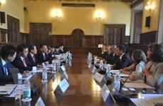Việt Nam-Italy tăng cường hợp tác tài chính, đầu tư