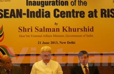 Khai trương Trung tâm ASEAN-Ấn Độ ở New Delhi