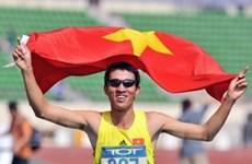 Đoàn thể thao Việt Nam xuất quân tham dự AIMG