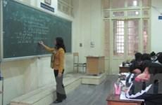 Phát triển giáo viên trung học phổ thông và trung cấp
