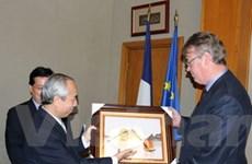 Hợp tác toàn diện Việt-Pháp vì nhân dân hai nước