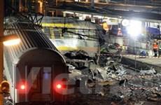 Tai nạn đường sắt gần Paris gây thương vong lớn