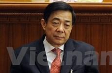 """Trung Quốc """"thu hẹp"""" các tội trạng của Bạc Hy Lai"""