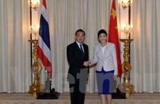 Thái Lan-Trung Quốc thúc đẩy hợp tác song phương