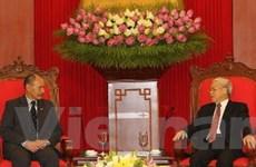 Việt Nam-New Zealand tăng quan hệ đối tác toàn diện