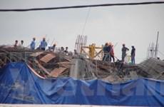 Dừng thi công, giám định chất lượng Lotte Bình Dương