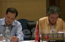Phiên họp SOM Hội nghị hẹp Ngoại trưởng ASEAN