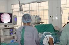 Huế tập huấn phẫu thuật nội soi cho bác sỹ Philippines