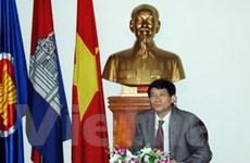 Quan hệ Việt Nam-Campuchia luôn được củng cố