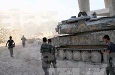 Pakistan phản đối việc sử dụng vũ lực tại Syria