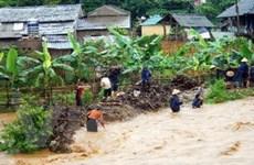 Mưa lớn làm 4 xã vùng cao ở Quảng Nam bị chia cắt