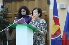 Kỷ niệm Ngày ASEAN lần thứ 46 tại Liên bang Nga