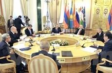 Khai mạc Hội nghị thượng đỉnh CSTO tại LB Nga