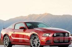 Ford Mustang là mẫu xe ưa chuộng nhất ở châu Âu