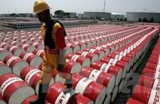Giá dầu tiếp tục giảm sau khi chính phủ Mỹ đóng cửa