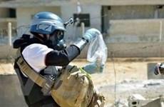 Nobel Hòa bình trao cho Tổ chức cấm vũ khí hóa học