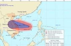 Vùng biển Quảng Trị đến Quảng Ngãi, gió mạnh cấp 8