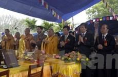 Đại lễ cầu siêu cho các anh hùng liệt sĩ ở Điên Biên