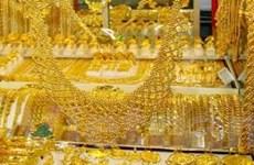 Vàng quay đầu giảm giá gần 300.000 đồng/lượng