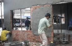 Khốn khổ vì sửa nhà trong thời điểm giáp Tết
