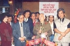 Đại tướng Võ Nguyên Giáp - nhà viết sử bậc thầy