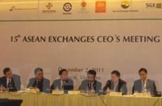 Các sở giao dịch ASEAN kết nối từ tháng 6/2012