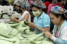 Chỉ số sản xuất công nghiệp tăng 5,3% trong 8 tháng