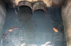 Bắt quả tang DN xả nước thải không qua xử lý