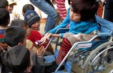 Nhân rộng mầm nhân ái phục vụ lợi ích cộng đồng