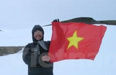 Trò chuyện với người nặng lòng với Nam Cực
