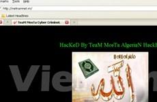 Cảnh báo website Việt