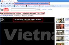 Hacker giả mạo YouTube phát tán mã độc qua YM!