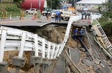 Chấn động do động đất tại VN có nơi lên tới cấp 6