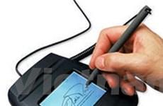 Cần xác định chiến lược khi ứng dụng chữ ký số