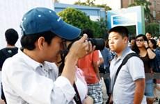 """Gần 3.000 nhiếp ảnh gia """"bủa vây"""" phố phường HN"""