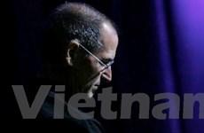 """""""Trào lệ"""" vì Steve Jobs"""