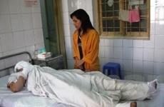 Vụ nổ kinh hoàng: Người vợ thương tích nặng 40%