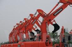 DCC lạc quan về thị trường máy xây dựng năm 2012