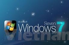 Tặng quà khách mua máy tính cài Win7 bản quyền