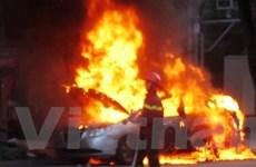 """""""Giải mã"""" các nguyên nhân gây cháy nổ ôtô, xe máy"""