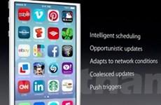 """Cộng đồng công nghệ Việt hào hứng """"mổ xẻ"""" iOS 7"""