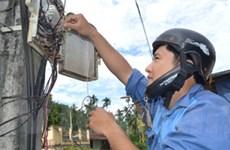 45 trạm thu phát sóng của VNPT bị đổ bởi bão số 10
