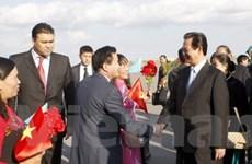 Tăng cường quan hệ hợp tác Việt Nam-Kazakhstan